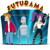 Futurama by rest-in-torment