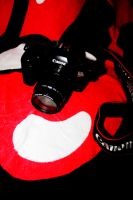 Canon Film Camera by lorewith-na-athend