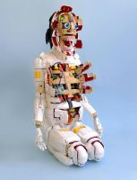 The Doll Lego Style by NIK1530