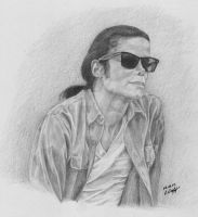 Michael. by Worldinsideart