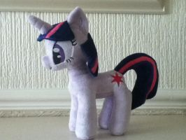 Twilight Sparkle Plush by PlushieScraleos