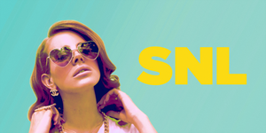 Lana Del Rey SNL by other-covers