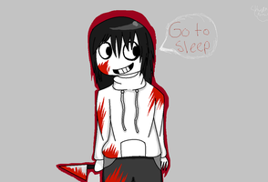 Jeff the Killer by Dogggy365