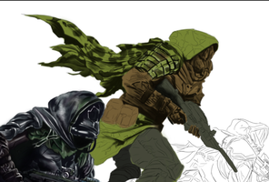 Destiny - Work in Progress 3 by PenclGuy