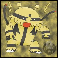 Electivire says ZAP ZAP by quazo