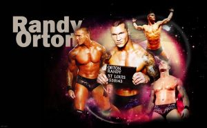 Randy Orton Wallpaper by Tiff-toff
