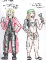 FMA Outfit Swap by chlsjiles