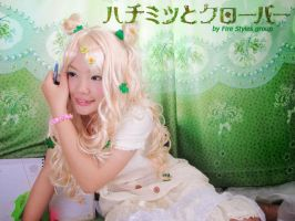 Honey and Clover cosplay 04 by H-I-T-O-M-I