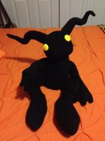 Little Heartless Plush by Dragon-Wolf-Lover
