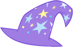 Trixie's hat vector by Rarity6195