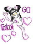 GO Tailcat by raegan903