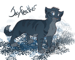 JayFeather by ToLoveaKiwi