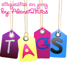 Tags price in .PNG BY alenet21tutos by alenet21tutos