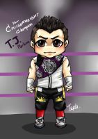 TJ Perkins by Tapla