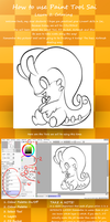 How to use Paint Tool Sai. Lesson 2: Color+Volume by Libra-Dragoness