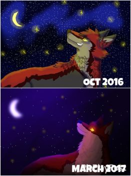 Yet another redraw  by paperwxlf