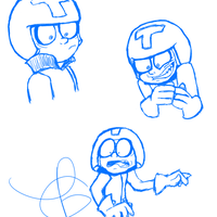 Turbo Doodles by Poulterghiest