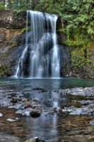 Silver Falls by SonjaPhotography