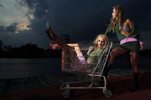Shopping cart by andreshernandez