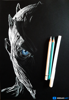 The Night King || Game of Thrones by HideakiArtReal