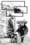 Drizzt Page One by SunHelmet