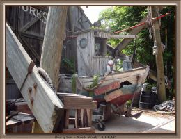 Boat 4 Sale - Cheap by WDWParksGal