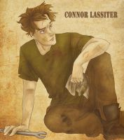 Connor Lassiter_The Akron AWOL by just-one-more-freak