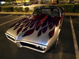 Firebird Ragtop by Swanee3