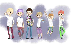 BEAST IS THE B2ST by poweryeol