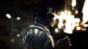 Adam Jensen by Scotchlover