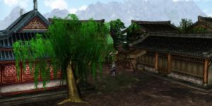 MMD - Ancient Chinese Small Village by DesmondChan
