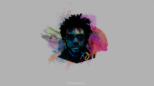 The Weeknd Wallpaper by MonsterousDraw