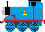 Thomas Pixel Art by Tails-155