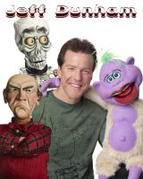 Jeff Dunham by Rachbmv-77