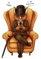 I was expecting you by Torheit-die-Katze