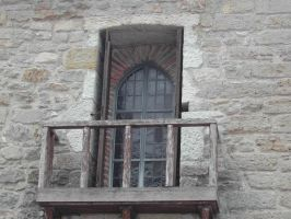Objects - Castle Window by Stock-gallery