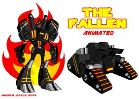 The Fallen: Animated by Ultimatetransfan