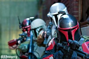 Mandalorian Mercs by ksmith3620