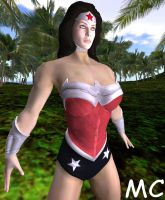 Wonder Woman: Daughter Of Zeus by The-Mind-Controller