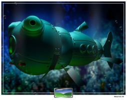 Metal Fish by FarawayPictures