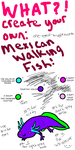 Mexican Walking Fish by Jay-is-Epic