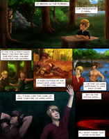 Red Moon Page 1 by TheWiggleKing