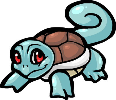 Squirtle by KhepriRising