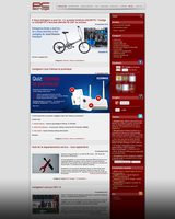 PCgarage blog redesign by atty12