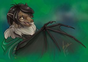 Arun - Batchild by Wasabineko
