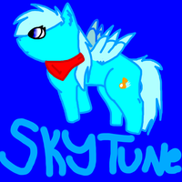 Skytune by KatWolfKid
