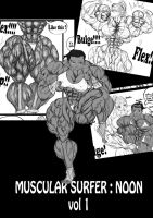 Muscular Surfer:Noon vol1 by e19700