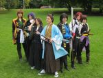 We are Shinsengumi- Hakuouki by moonclaim