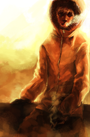 Kenny McCormick by Tuooneo