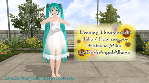 DT Hello - How Are You Miku DL by DarkAngelAlhena